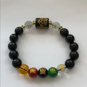 Wealth and Energy Feng Shui Bracelet